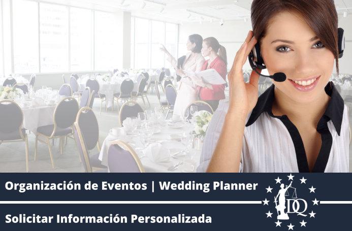 Estudiar Organización de Eventos